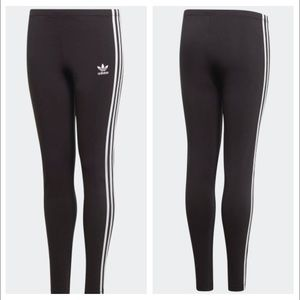 ADIDAS Climalite Performance leggings. Size Small